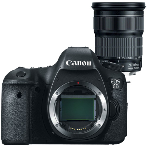 Image of Canon EOS 6D (WG) 24-105 S DFIN f3.5-5.6