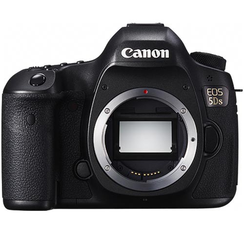 Image of Canon EOS 5Ds body