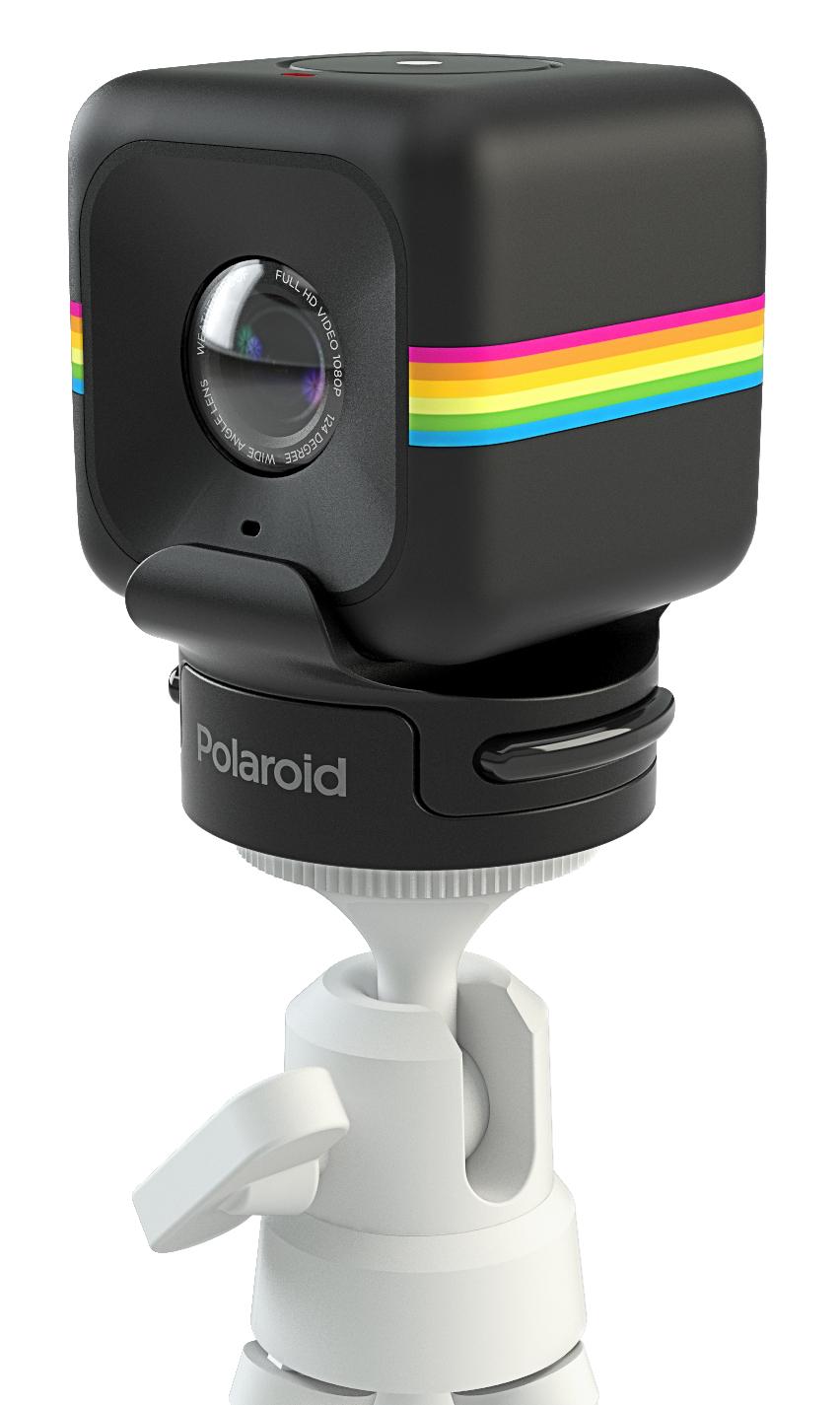 Polaroid bevestiging