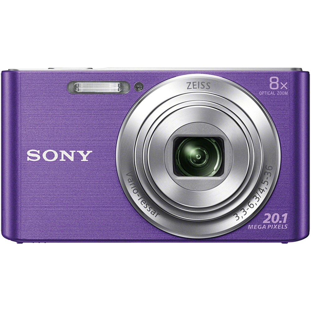 Sony Cybershot DSC-W830 paars