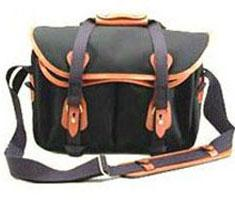 Image of Billingham 335 black/tan