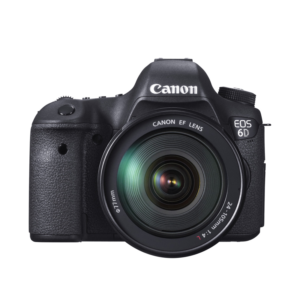 Image of Canon EOS 6D + EF 24-105mm F/4.0 L iS USM