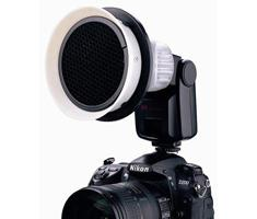 Image of Falcon Eyes Honingraat FGA-HC1010-3 10 cm voor Camera Flitser