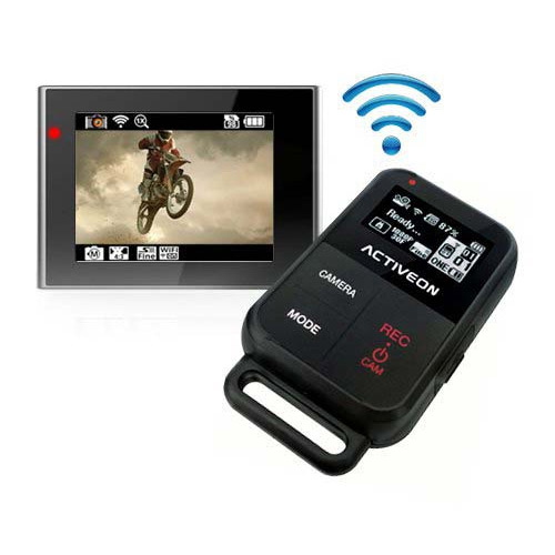 Image of Activeon WiFi Remote LX/DX