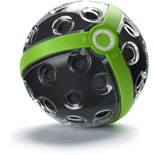 Panono Panorama Ball Camera