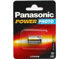 Image of 1 Panasonic Photo CR-2 Lithium