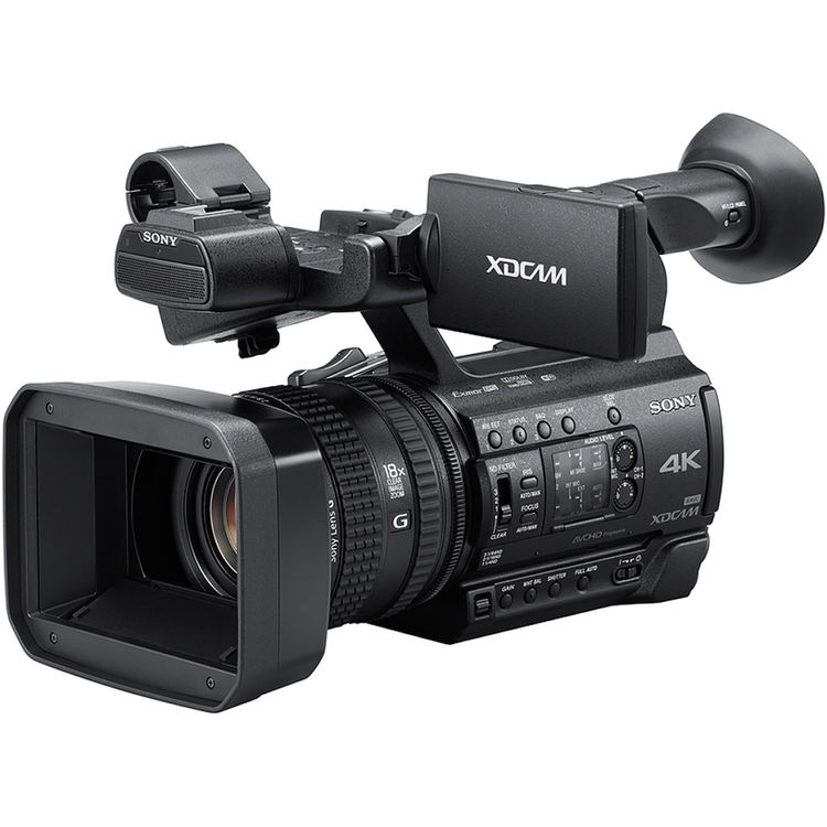 "Image of 4K Handcamcorder 1,0""-CMOS-Sensor"