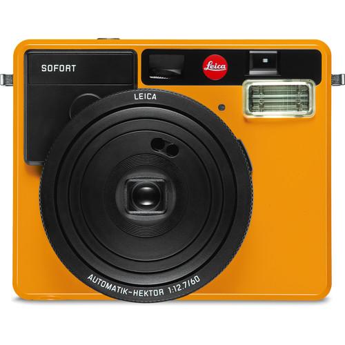 Leica 19102 SOFORT camera oranje