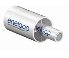 Image of 1x2 Panasonic Eneloop Mono Adapter D