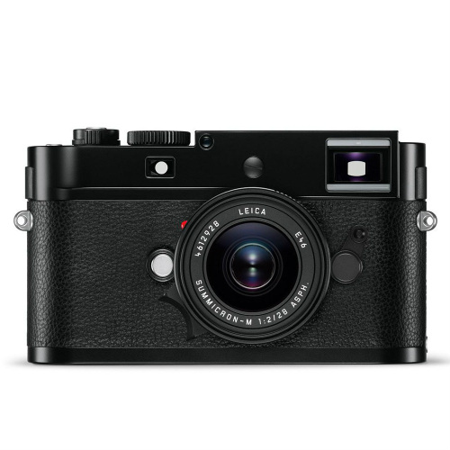 Image of 10945 Leica M-D (typ 262), black Paint Finish