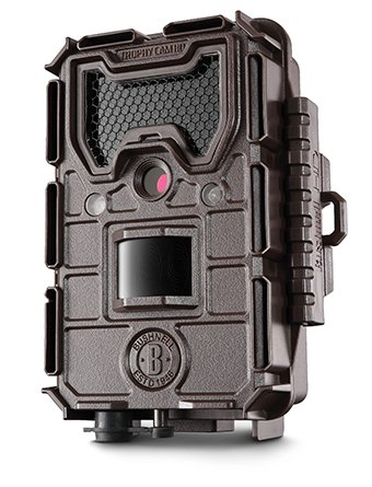 Image of Bushnell 14MP Trophy Cam Aggressor HD bruin No Glow