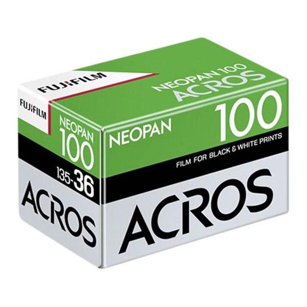 Image of 1 Fujifilm Acros 100 135/36 nieuw