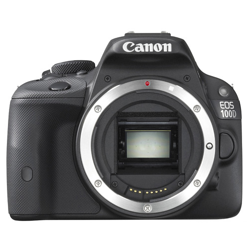 Image of Canon Camera Body EOS 100D 18.0 Megapixel