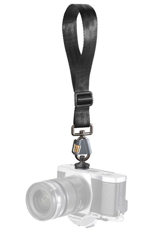 Image of BlackRapid Breathe Wrist Strap W/FR-5