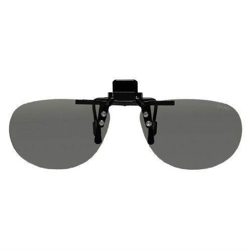EX3D 1016 3D Bril Clip On Klein Zwart
