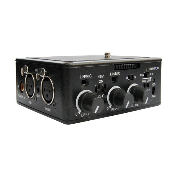 Image of Beachtek DXA-SLR active DSLR adapter