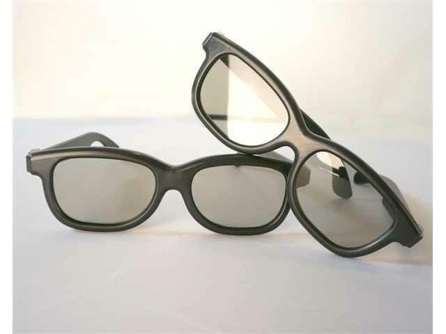 FITSEASY PASSIVE 3D GLASSES 2X