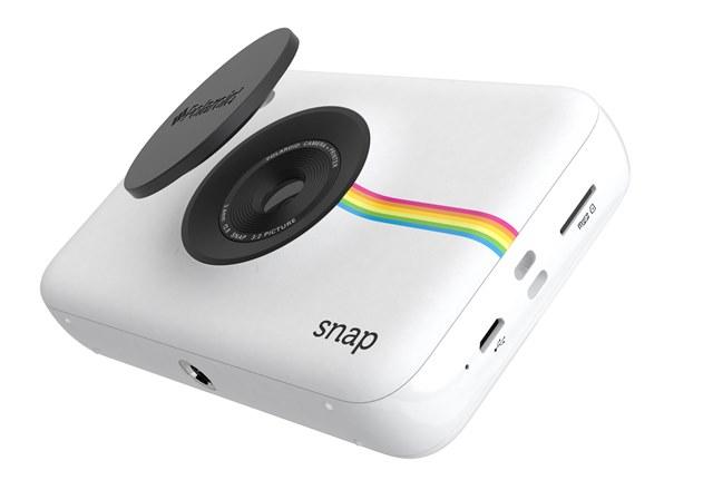 Polaroid Snap Instant Digital Camera Bundel wit