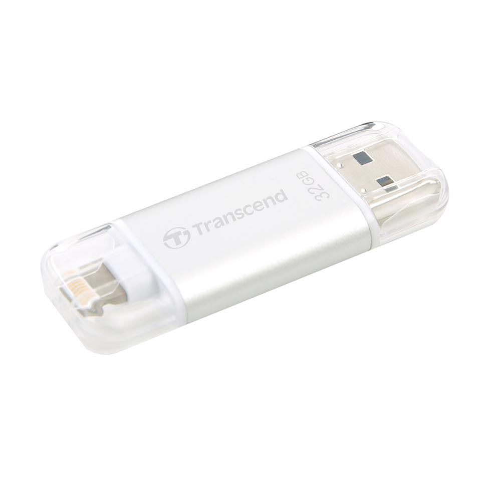 Transcend 32GB JetDrive Go 300 Silver Plating (TS32GJDG300S)