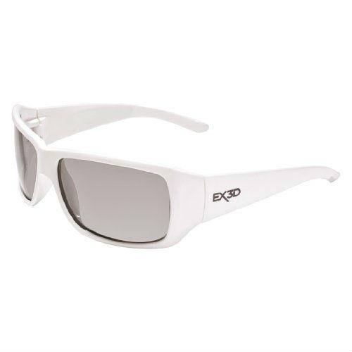 EX3D 5002 3D Bril Man Sport Wit