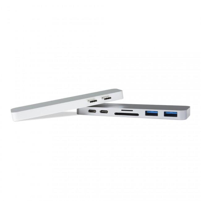 Hyper USB-C 7in1 adapter Space Grey