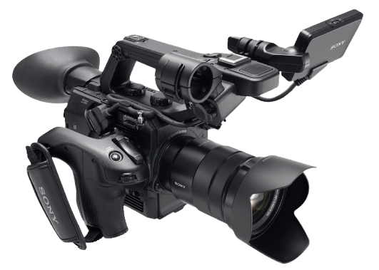 Image of Sony PXW-FS5 4K videocamera