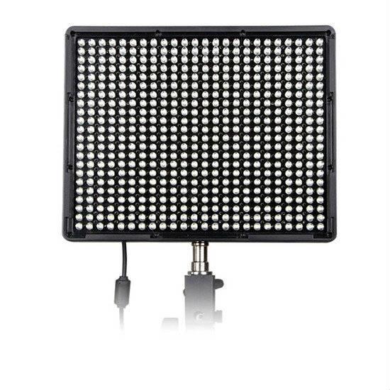 Image of Aputure LED-672 set 2X WW + Tas + Statieven