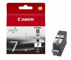 Inkcartridge Canon PGI-7BK zwart