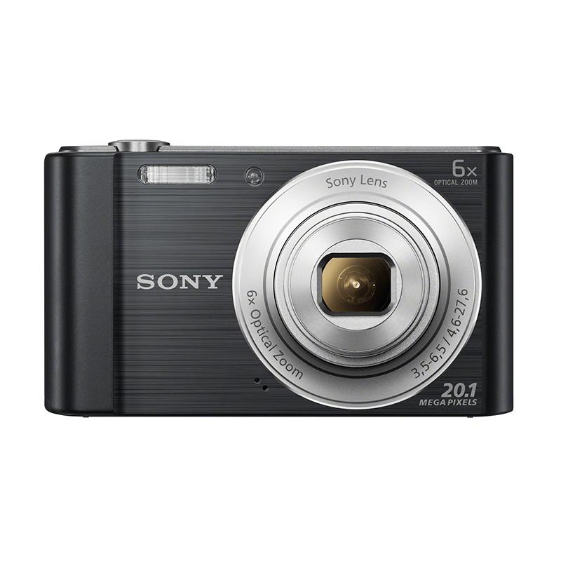 Sony Cybershot DSC-W810 zwart