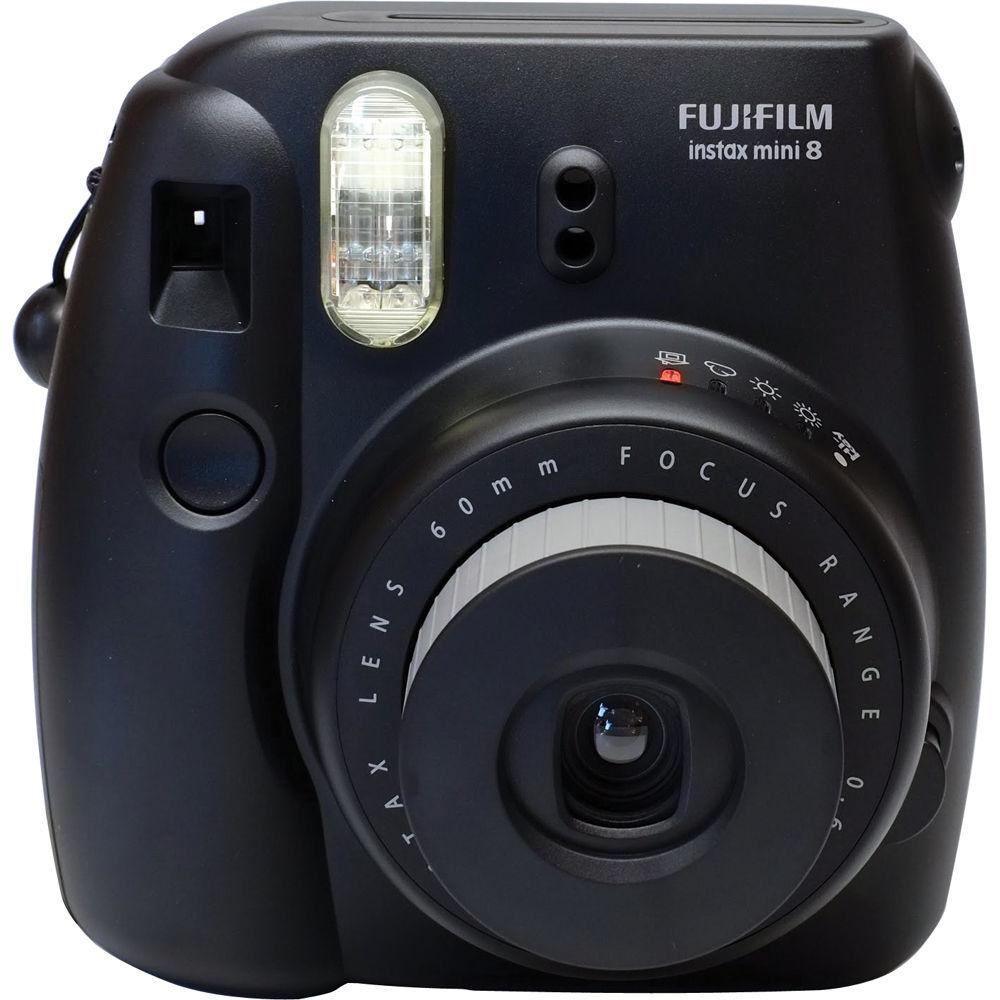 FujiFilm Instax Mini 8 zwart