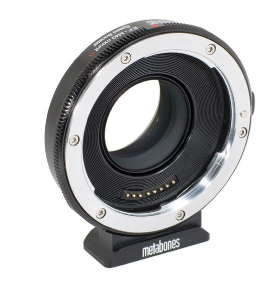 Metabones Canon EF Micro 4-3 T Speed Booster Ultra (0.71x)