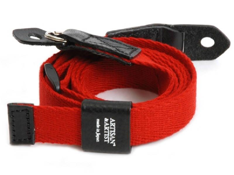 Image of Artisan & Artist ACAM 103N camera strap rood