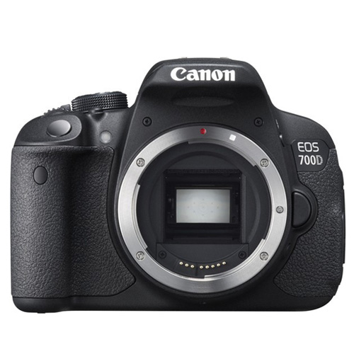 Image of Canon Camera Body EOS 700D 18.0 Megapixel
