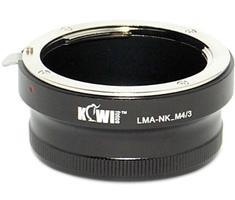 Kiwi Photo Lens Mount Adapter (NK-MFT)