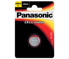 Image of 1 Panasonic CR 2025 Lithium Power Batterij