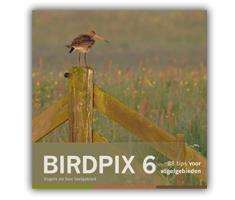 Image of Boek Birdpix 6, 88 tips voor vogelfotografie
