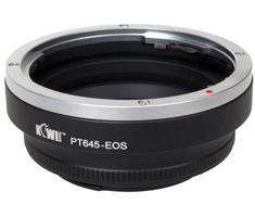 Kiwi Photo Lens Mount Adapter (PT645-EOS)