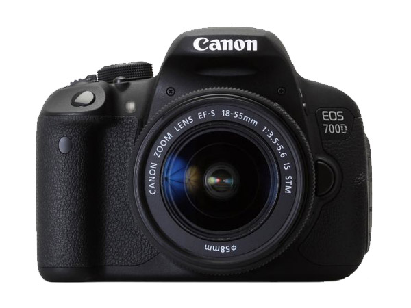 Image of Canon EOS 700D + 18-135mm iS STM
