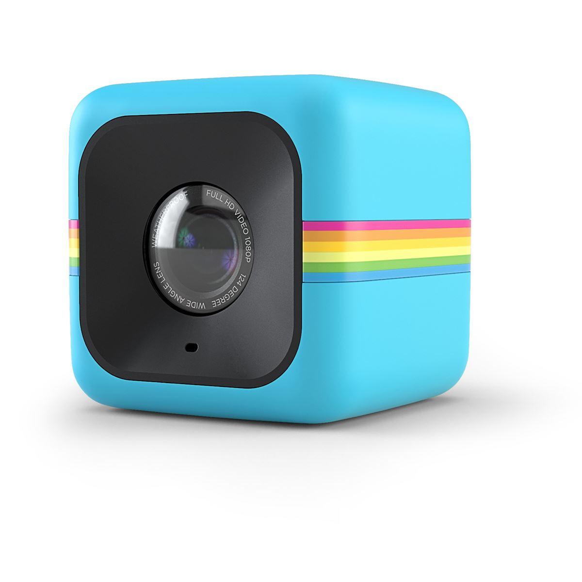 Polaroid Cube Blauw