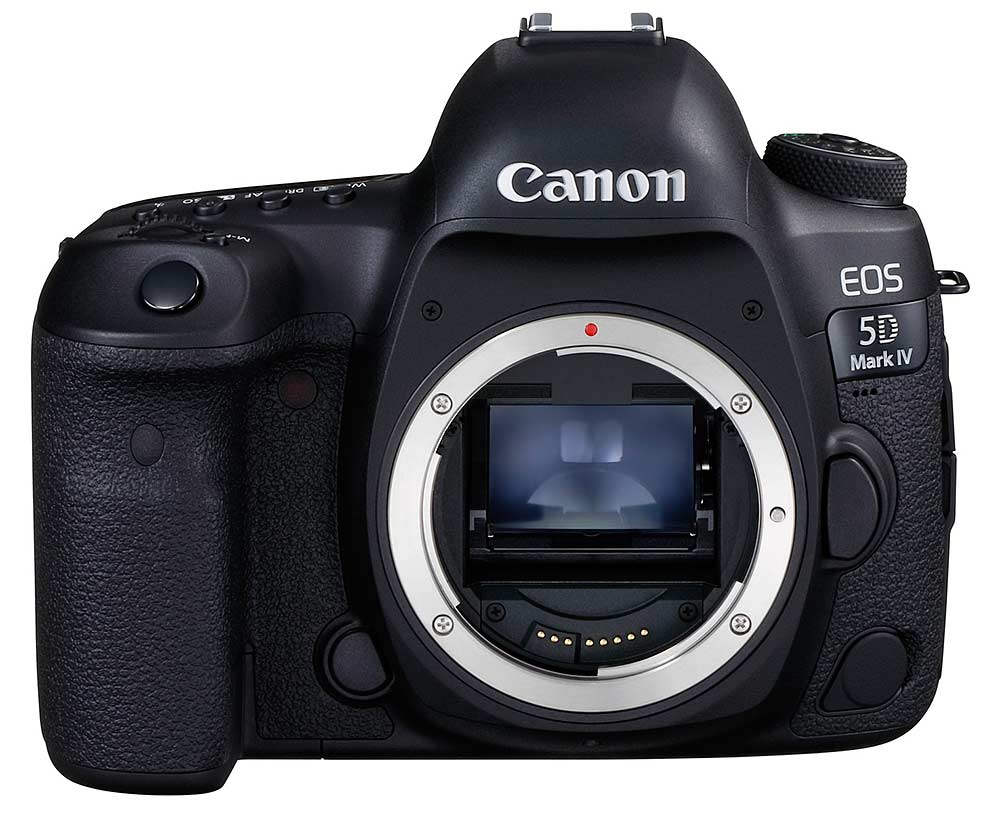 Image of Canon EOS 5D Mark IV - Body