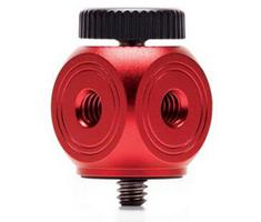 Hub Adapter Rood