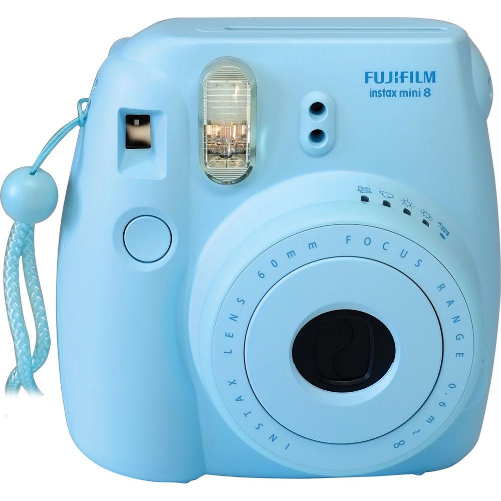 FujiFilm Instax Mini 8 blauw