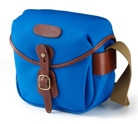 Image of Billingham Hadley Digital Blue/Tan