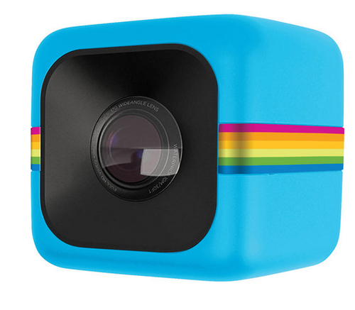 Polaroid Cube Plus Camera Red