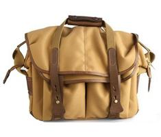 Image of Billingham 307L khaki Fibrenyte/chocolate